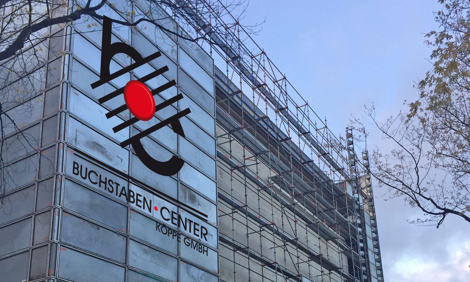 Buchstaben Center